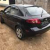 Chevrolet chevy optra