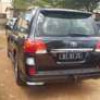 Toyota Land Cruiser 2012 VIP